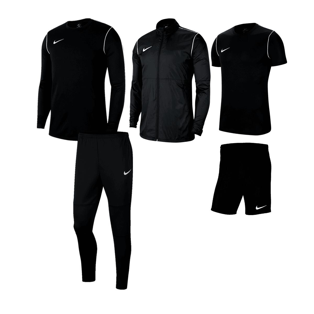 Nike Trainingsset Park 20 5-teilig in vielen Farben und Größen