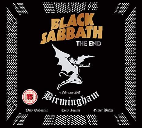 Black Sabbath: The End of the End in Birmingham kostenlos als Stream und Download