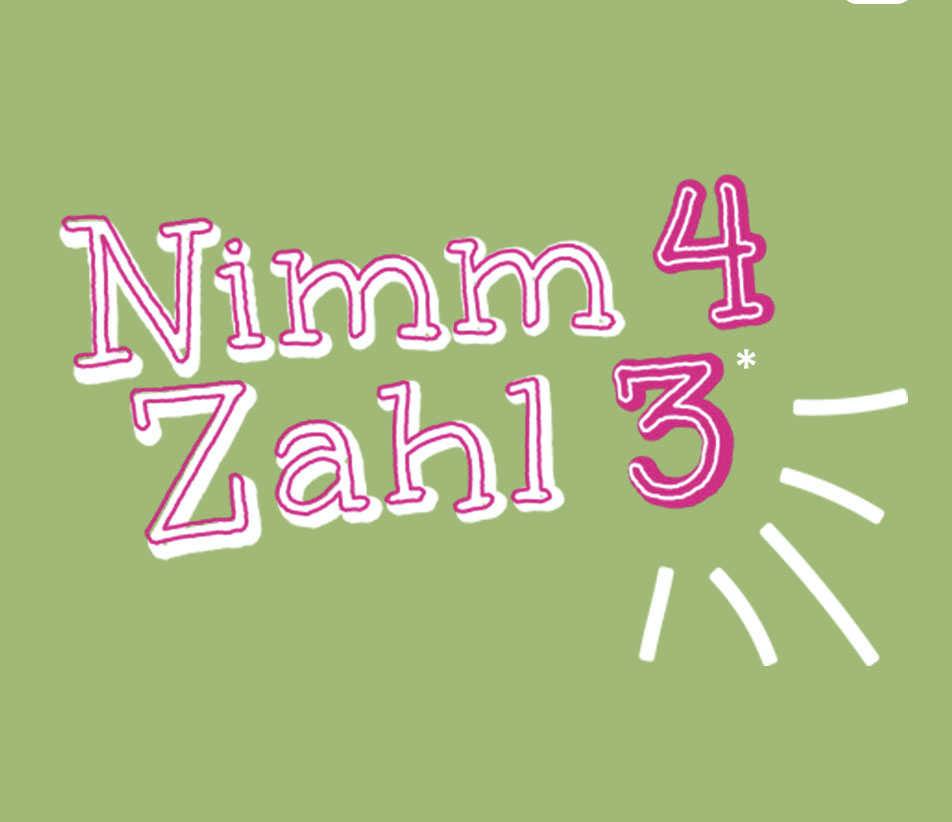 Ernstings Family: Nimm 4 zahl 3