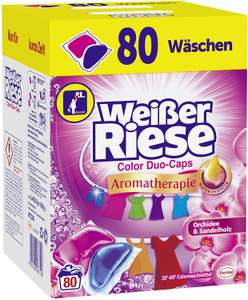 """Weißer Riese """"Color Duo-Caps"""" (14 Cent/WL)"""