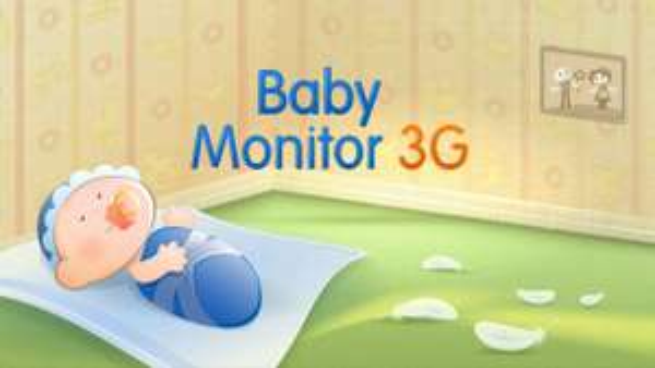 Baby Monitor 3G für iOS und Android
