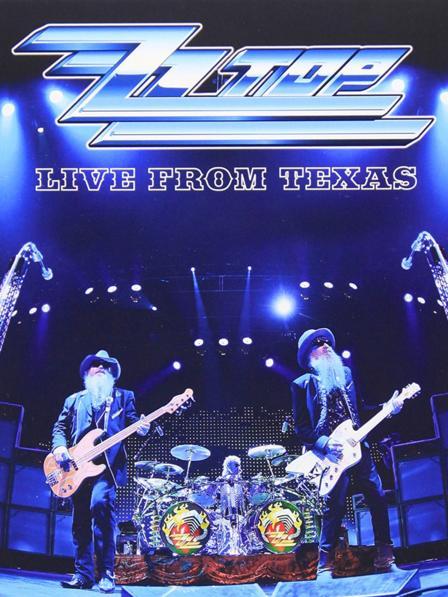 ZZ Top Live from Texas kostenlos als Stream & Download (Link in Beschreibung)
