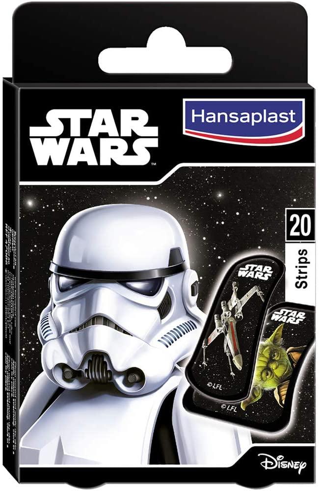 2x Hansaplast Star Wars Pflaster 20 Stück