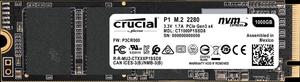 Crucial P1 M.2 1TB SSD um 71,60€ inkl. Versandkosten