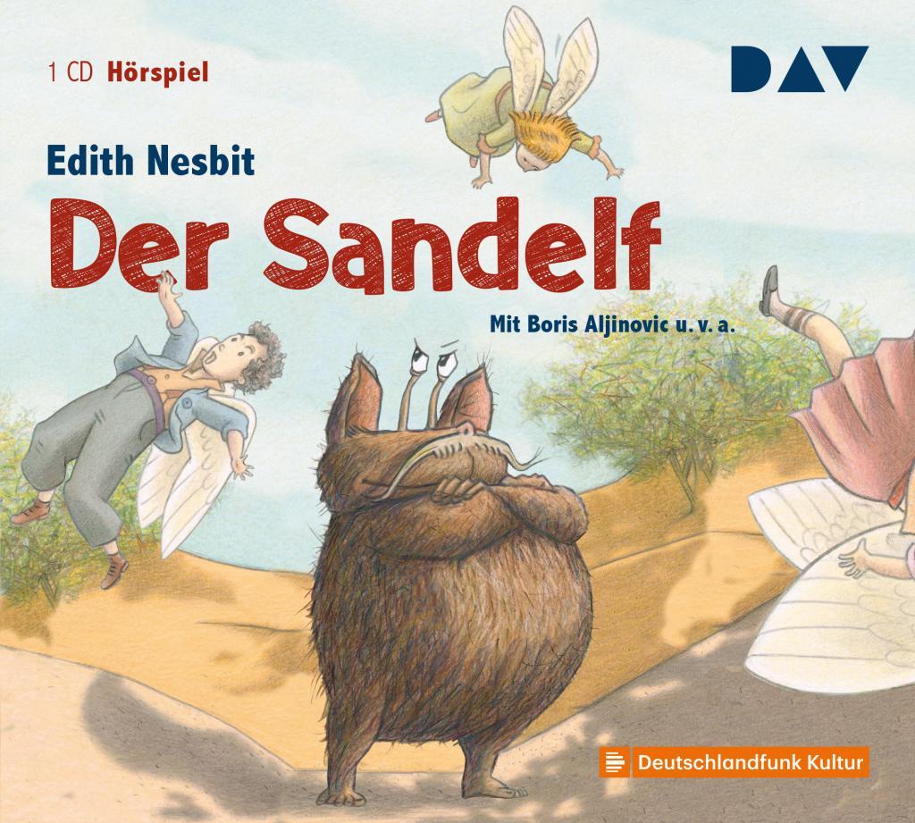 Der Sandelf - kostenloses Kinderhörbuch