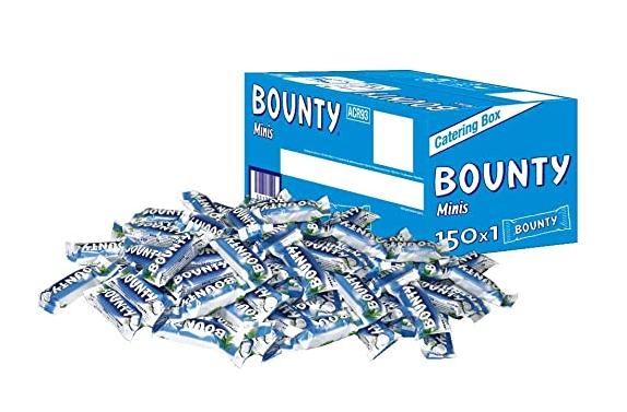4,32kg Bounty Minis (auch andere Sorten)