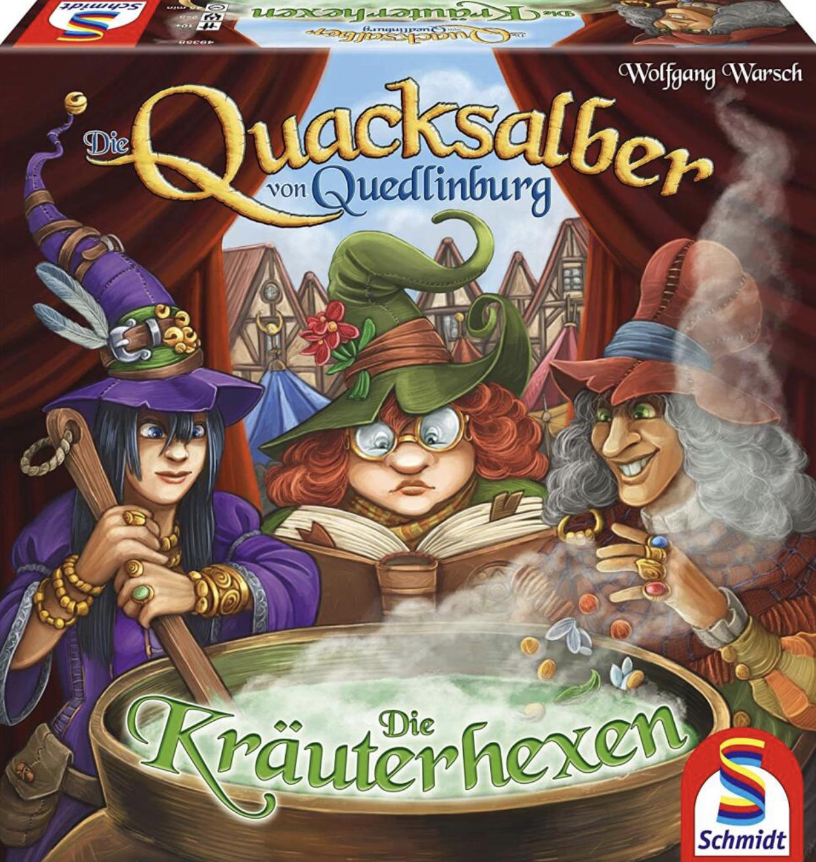Die Quacksalber von Quedlinburg - Die Kräuterhexen (Erweiterung)