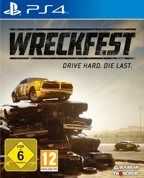 Wreckfest für Playstation 4