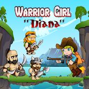 Diana Adventure - Warrior Girl Diana kostenlos für Android
