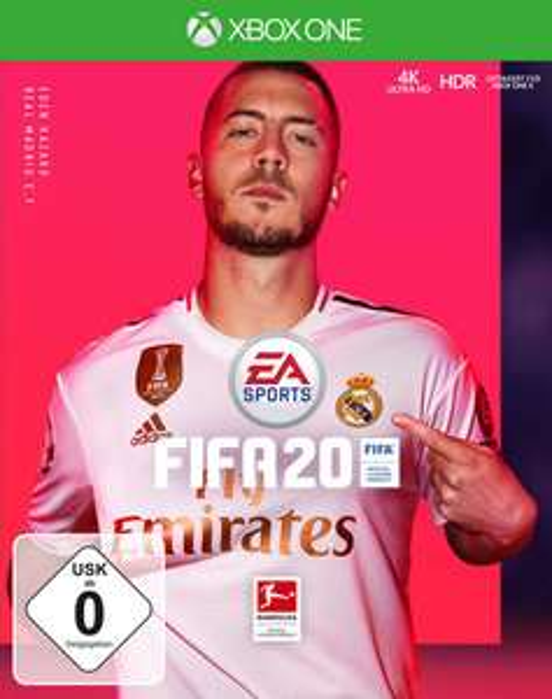(XBox One) FIFA 20 - boxed