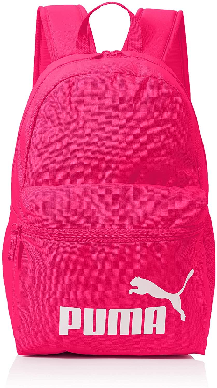 PUMA Unisex – Erwachsene rucksack PUMA Phase Backpack pink, 30 x 44 x 14 cm (22l)