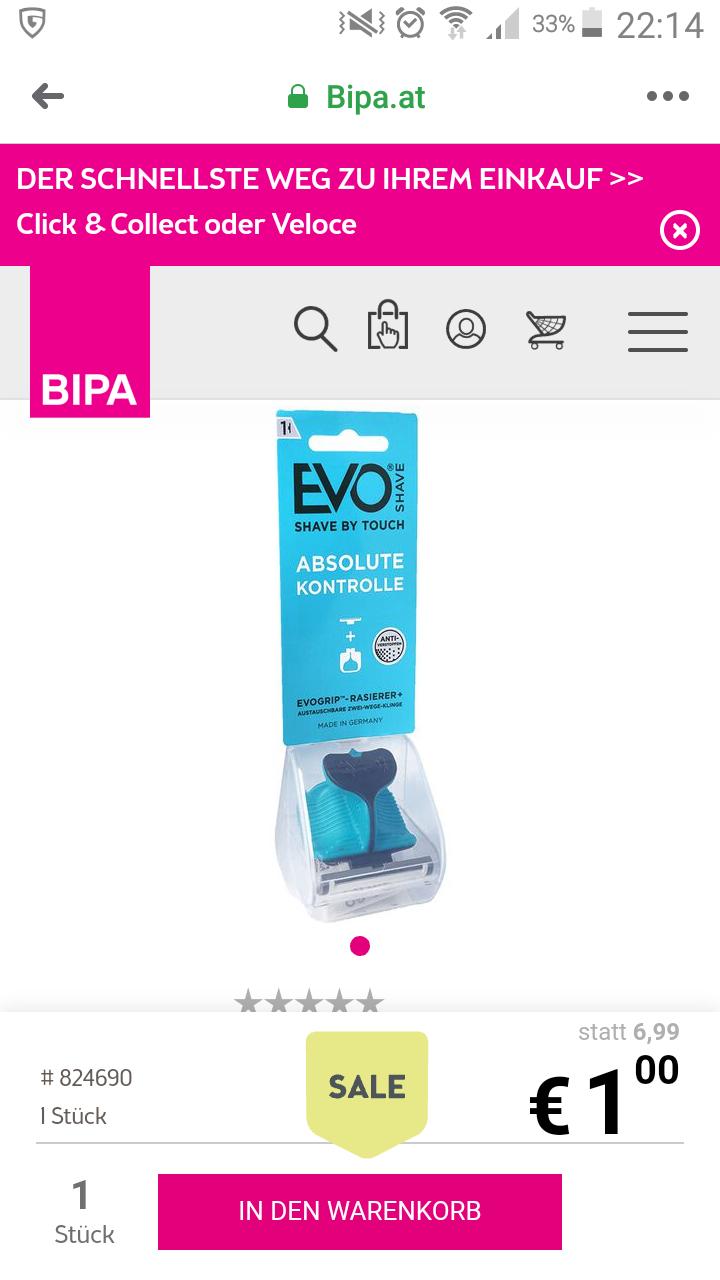 Bipa - Men's & Women's Starter Pack