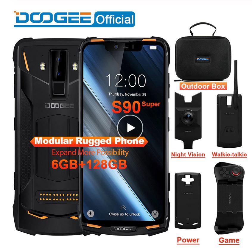 Gutscheinfehler: 95% Rabatt beim Kauf von 2 identischen Doogee Smartphones