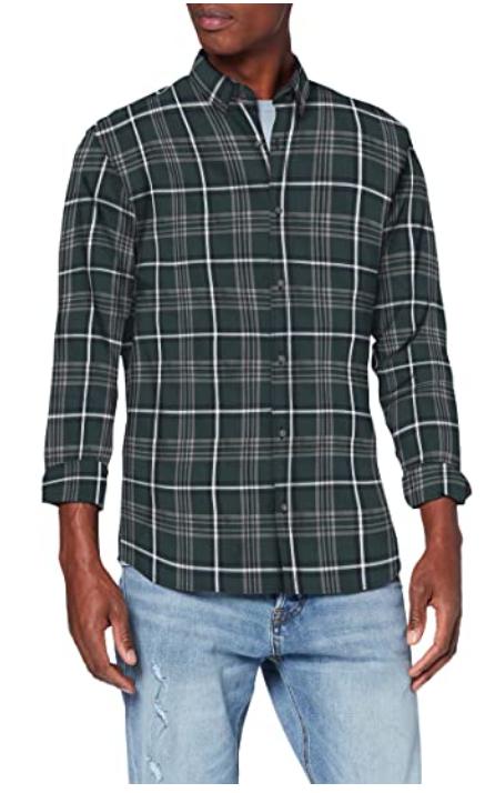 JACK & JONES Herren Jprfocus Check Shirt Freizeithemd