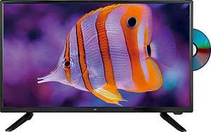 Jay-Tech TITANIS TRAVEL FHD 2.4D LED-Fernseher (62 cm / (24,5 Zoll), Full HD