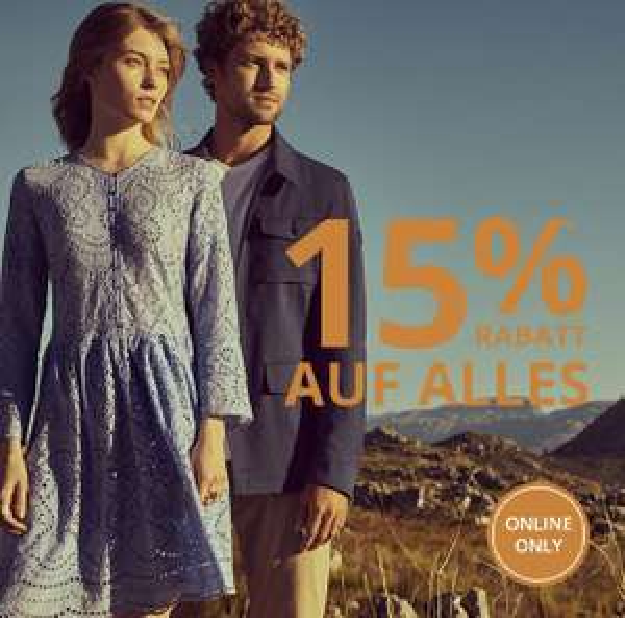 Peek & Cloppenburg: 15% Rabatt auf alles inklusive Sale