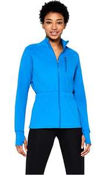 Amazon-Marke: AURIQUE Damen Sports Jacke in blau oder schwarz