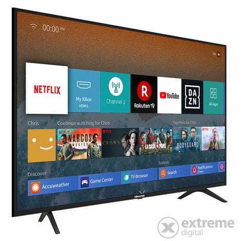 """Hisense H55B7100 4K UHD SMART LED TV 55"""""""