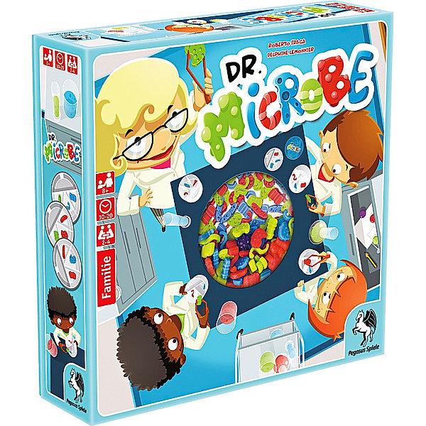@Weltbild (Sale) Beispiel: 2× Dr.Microbe Spiel + Disney Cars Buch um 10,97€