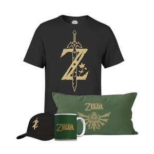 The Legend Of Zelda Ultimate Bundle