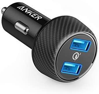 Anker PowerDrive Speed 2 39W Auto Ladegerät, 2 Port