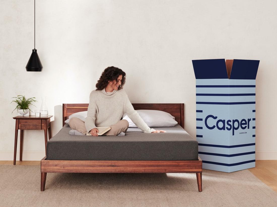 30% Rabatt auf CASPER-Matratzen (gratis Lieferung)