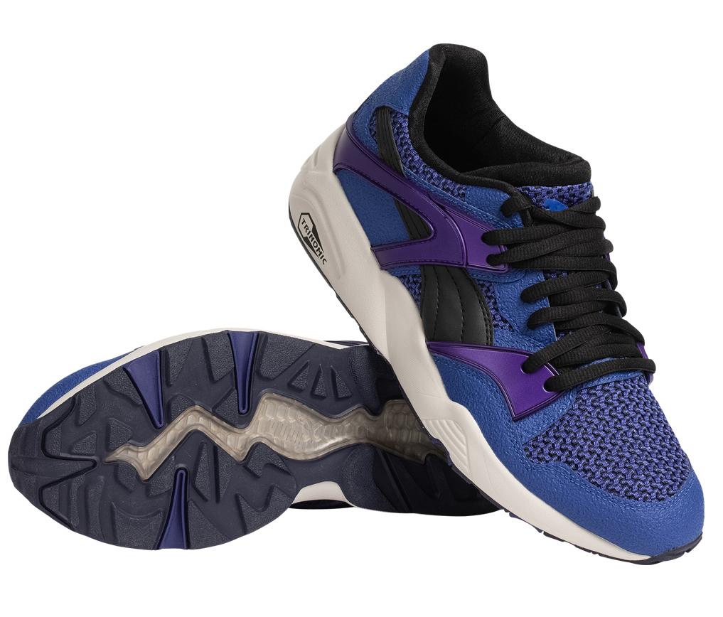 PUMA Trinomic Blaze Knit Sneaker