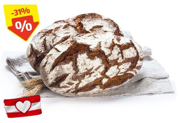 [Hofer] Krustenbrot 1,09 Euro, Karotten aus Ö 89 Cent, Ananas 1,19 Euro, Salz-/Knusperstangerl 33 Cent