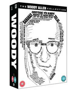 The Woody Allen Collection [20 DVDs] (Lieferbar ab dem 13. Mai)