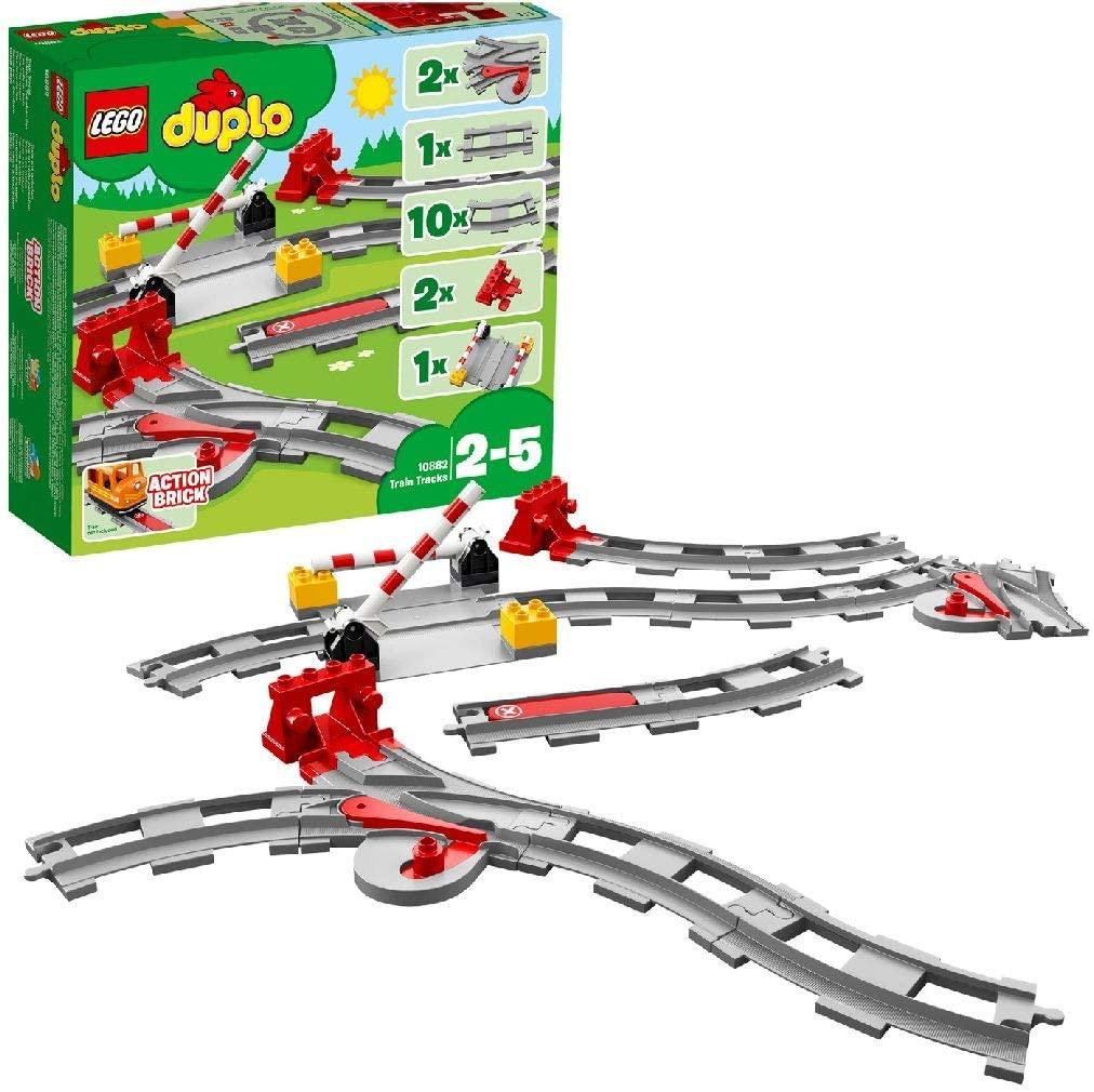 Preisjäger Junior: LEGO DUPLO Eisenbahn Schienen Set