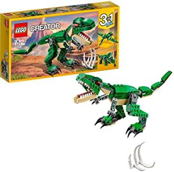 Preisjäger Junior: LEGO Creator 3in1 - Dinosaurier