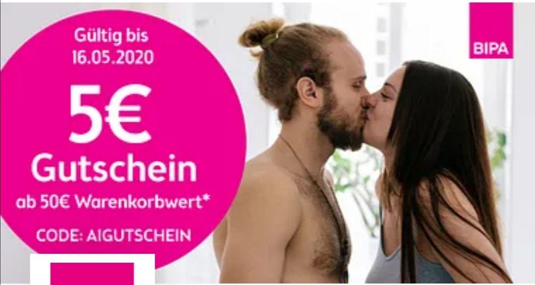 5€ Bei Bipa ab 50€ Warenkorbwert* Sparen