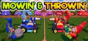 Steam Game: Mowin' & Throwin'