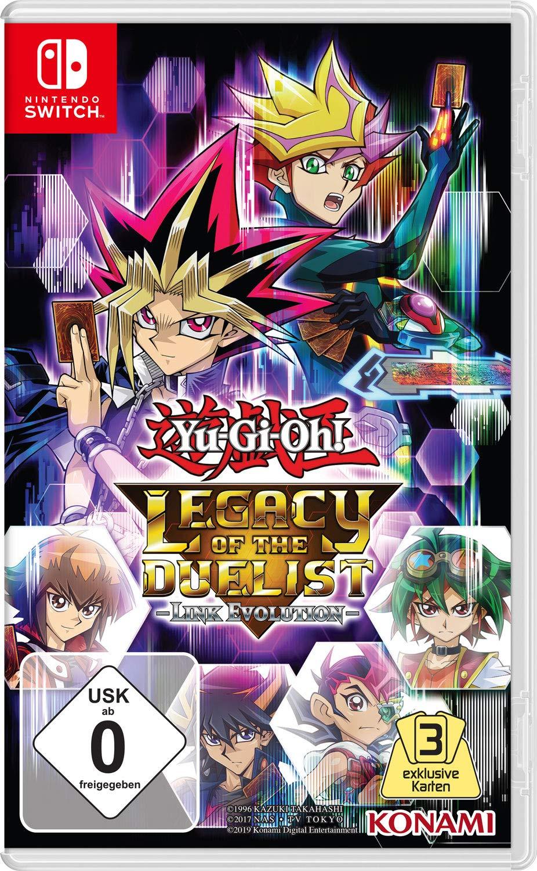 Yu-Gi-Oh! Legacy of the Duelist für Nintendo Switch