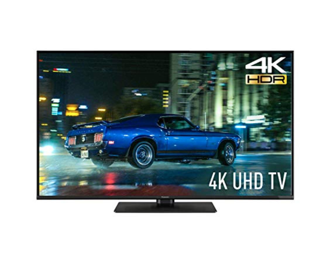 "Panasonic TX-50GXW584, 50"" 4K UHD SmartTV"
