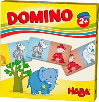 Preisjäger Junior: Haba Domino Zootiere