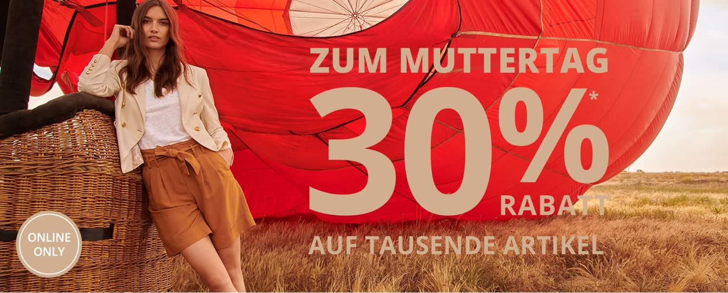 Peek & Cloppenburg - Bis zu 30% Rabatt auf tausende Artikel