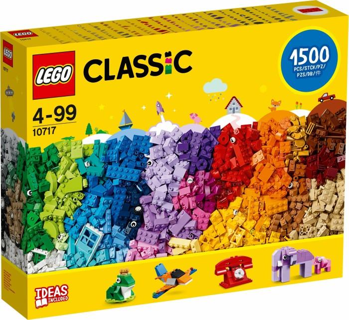 LEGO Classic 1500 Teile Extragroße Steinebox (10717)