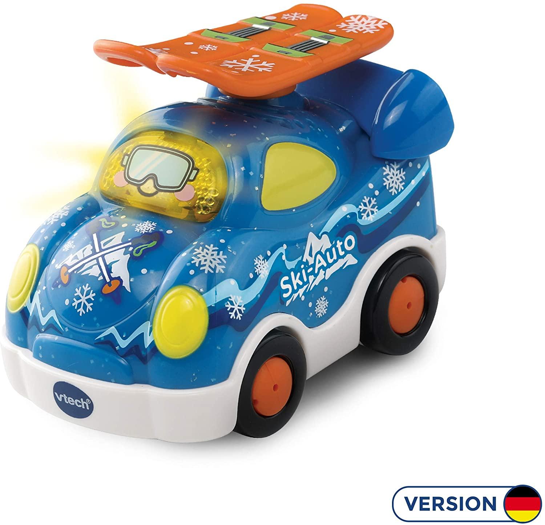 Vtech Tut Tut Baby Flitzer Special Edition Ski-Auto Babyspielzeug