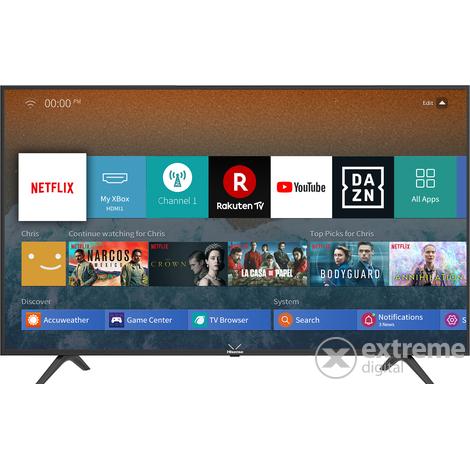 """Hisense H50B7100 4K UHD SMART TV 50"""" 127cm"""