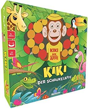 Kiki der Schaukelaffe - Spiel ab 3 Jahren