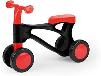 Lena My First Scooter, Laufrad in rot und schwarz ab 18 Monate