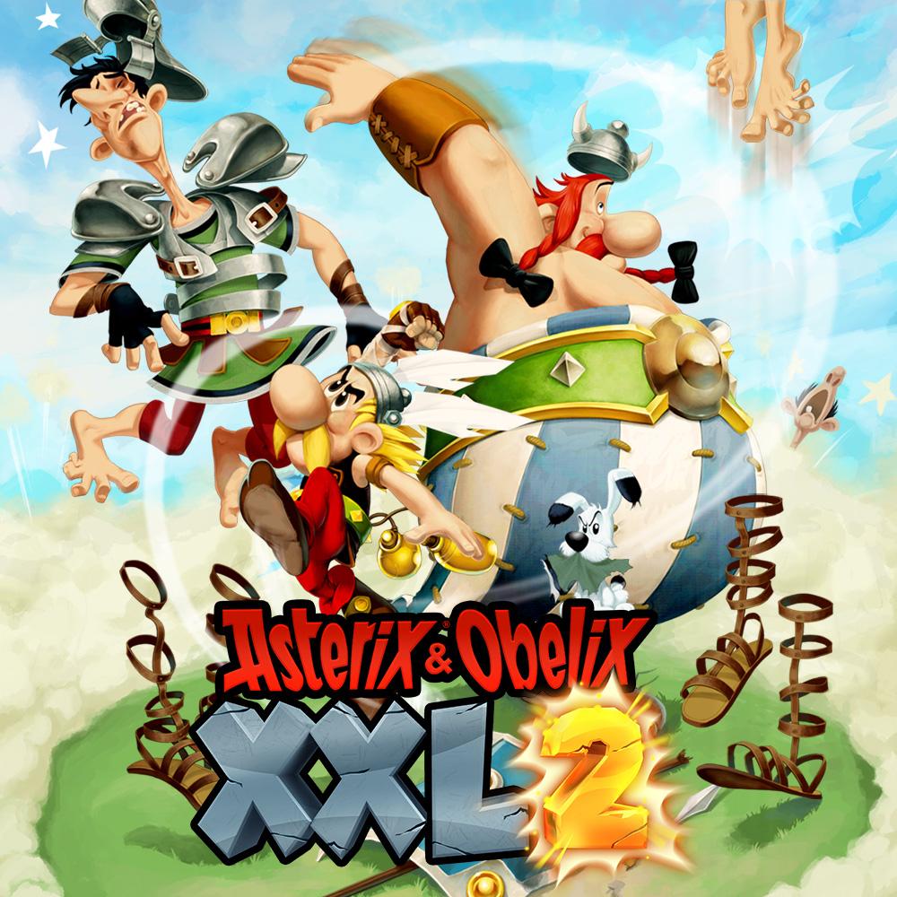 Asterix & Obelix XXL 2 ( Nintendo Switch) 8,99€ @Nintendo eShop