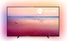 "Philips Ambilight 65"" 4K SmartTV"