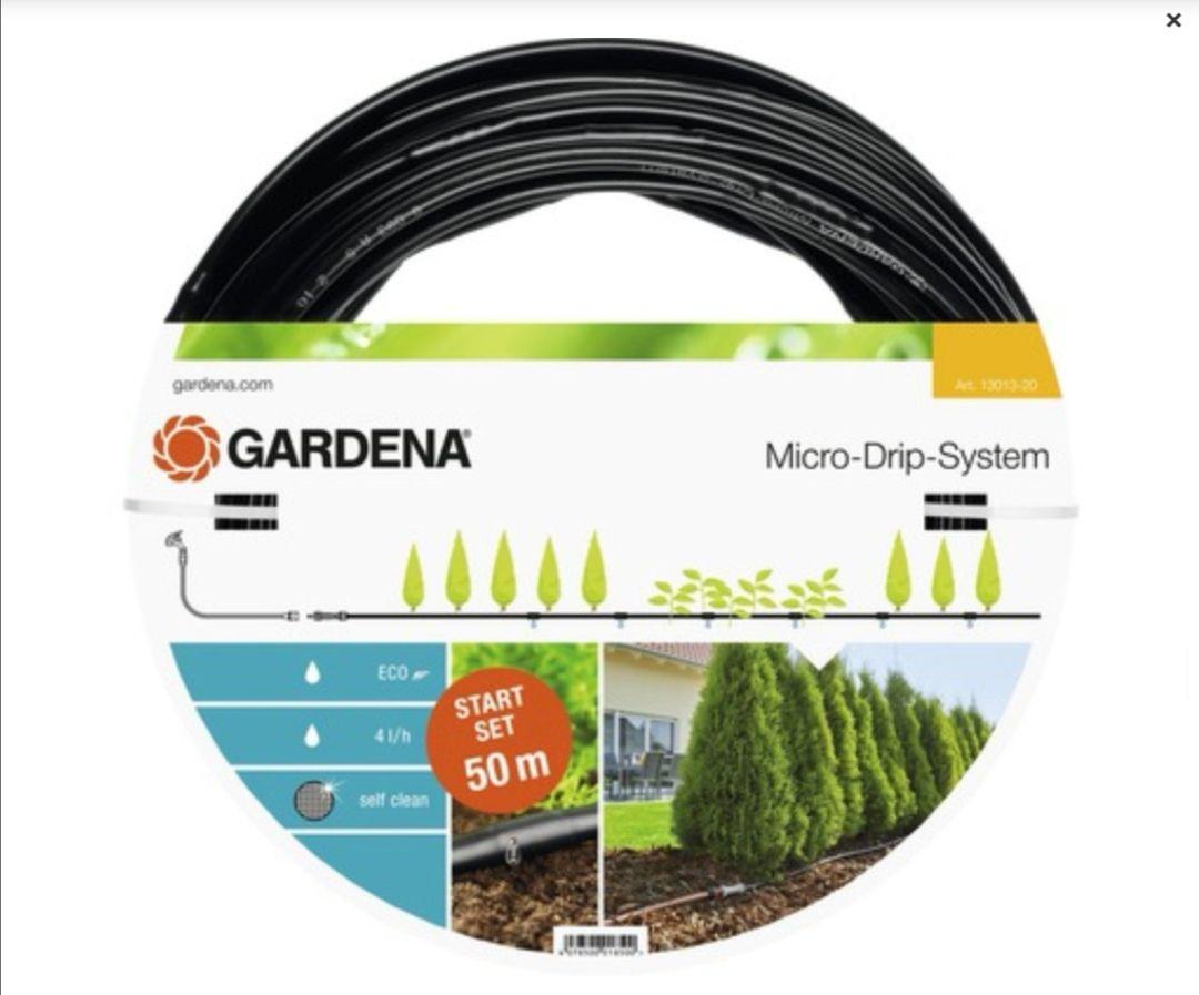 #Bestpreis# Pflanzreihen GARDENA Micro-Drip Start Set L