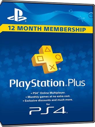 Playstation Plus Jahresabo [AT]