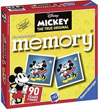 Preisjäger Junior: Ravensburger Memory - 90 Jahre Mickey Mouse