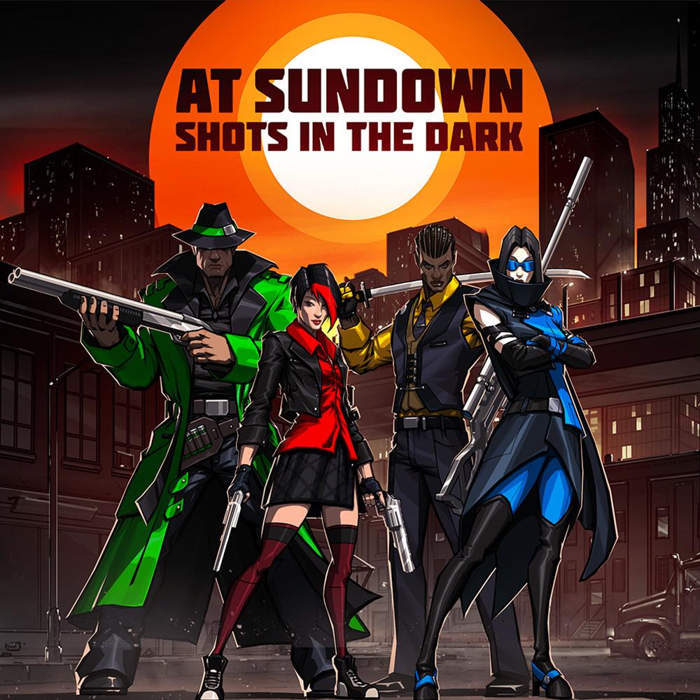 At Sundown: Shots In The Dark (Nintendo Switch)