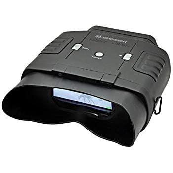 Bresser Nachtsichtgerät Digital NV Binokular 3x mit monochromer Aufnahmefunktion