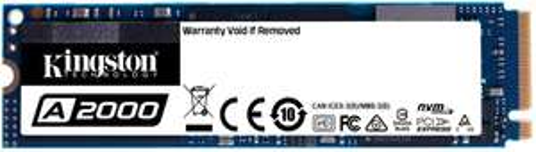 Kingston A2000 NVMe PCIe SSD 1TB